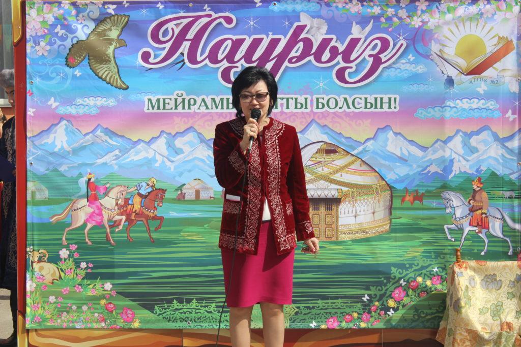 19 марта 2019 года весенний праздник Наурыз мейрамы отметили в Алматинском государственном гуманитарно-педагогическом колледже №2 .